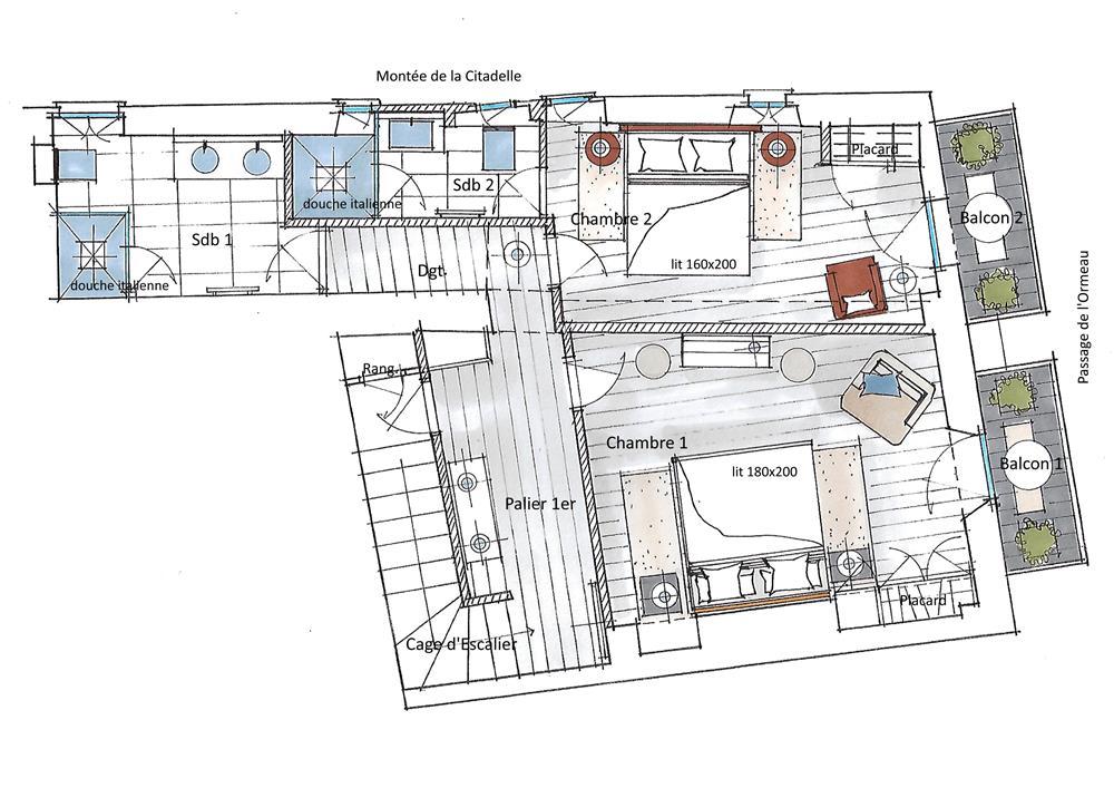 Maison De L Ormeau 3 Bedrooms Prestigious Houses